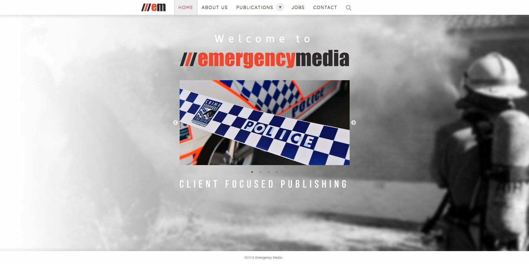 muzKore - Project - Emergency Media - Jobs
